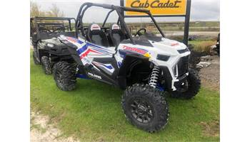 2019 RZR XP Turbo EPS LE - White Lightning