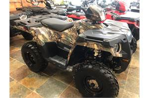 Sportsman 570 - Polaris Pursuit Camo