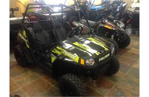 RZR 170 EFI - Lime Squeeze/Cruiser Black