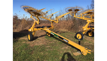 2019 VR820 Carted Wheel Rake