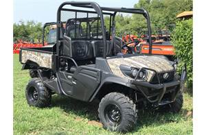 RTV-XG850 Sidekick Worksite Camo 4WD Gas - SHE GOES FAST !!!