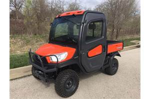 RTV-X1100 Cab Orange 4WD Diesel