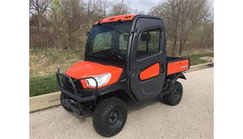2019 RTV-X1100 Cab Orange 4WD Diesel
