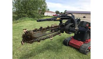 Dingo Trencher Combo Attachment