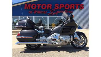 2010 Gold Wing Audio / Comfort