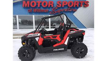 "2019 RZR 900 50"" PS Indy Red"
