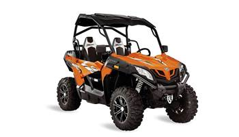 2019 ZFORCE 800 TRAIL - ORANGE