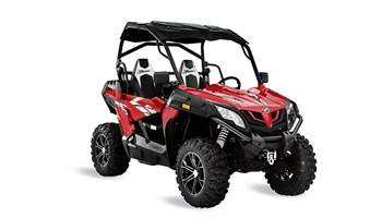 2019 ZFORCE 800 TRAIL - Red