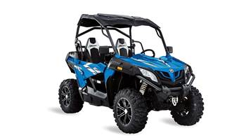 2019 ZFORCE 800 TRAIL - Blue