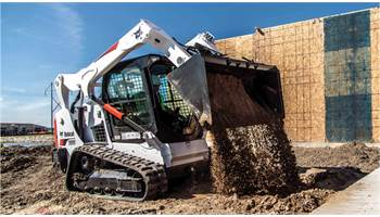 Bobcat T595 - $290/day, $220/4hrs