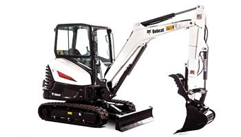 Mini Excavator - $250/day, $190/4hrs
