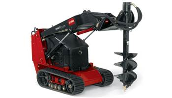 Dingo Skid Loader w/Post Hole Digger - $210/day, $160