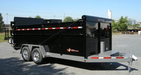 2018 ULTIMATE DUMP TRAILER