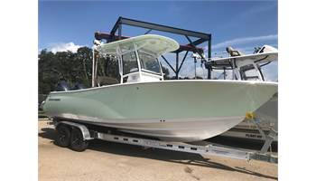 2019 Heritage 251 Center Console