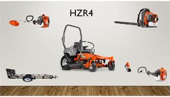 2019 HZR4 MZ54 ROPS BUNDLE
