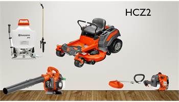 HCZ2 Z246 MOWER BUNDLE