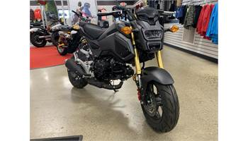 2018 GROM ABS GROM125A