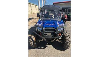 2013 RZR® 4 800 EPS Blue Fire/Orange LE