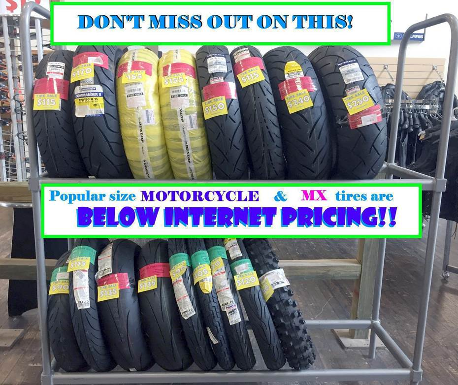 Popular MC and MX tires 2