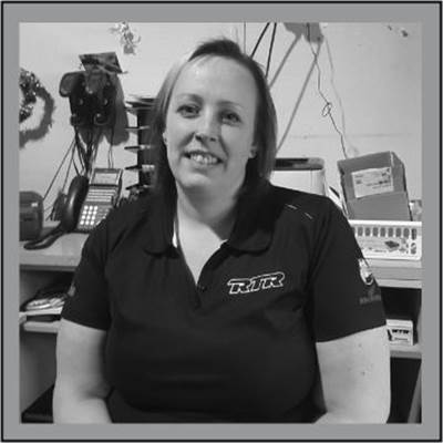 Cathy Smith - Parts Manager/Shipper Receiver