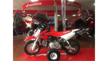 2019 CRF 50F W/ TRAINING WHEELS