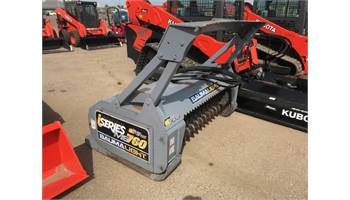 760 SERIES MULCHER