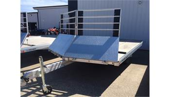 "101"" x 12' Open Snowmobile Trailer"