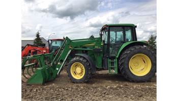 2009 6130D Tractor