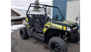 2019 RZR® 170 EFI - Lime Squeeze/Cruiser Black
