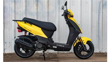 2019 Agility 125 Yellow