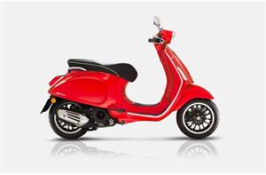 Sprint 150 ABS Rosso Passione