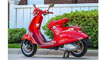 2016 Vespa 946 ABS Red