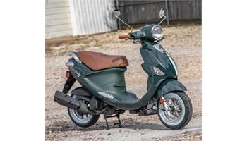 2019 Buddy 170i Brit Racing Green