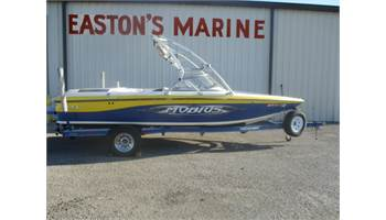 2005 Ski / Wakeboarding Tow Boat Mobius LSV