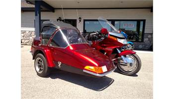1993 Gold Wing Aspencade California Side Car *PENDING*