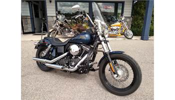 2013 FXDB Street Bob® - Color Option
