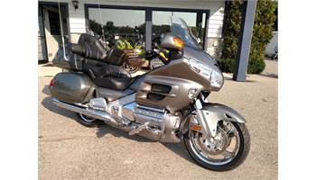 2008 Gold Wing Audio/Comfort/Navi