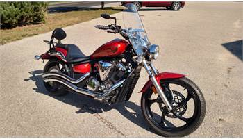 2011 Stryker Cruiser - Reddish Copper