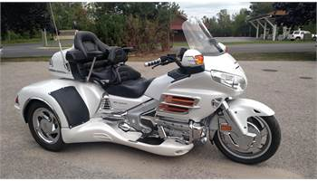 2008 Gold Wing California Side Car Trike