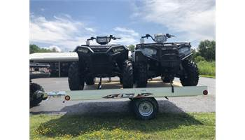 2019 ATV88 Trailer with Upgraded Wheels/Tires and Tongue Jack.