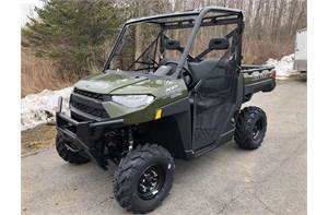 Ranger XP 1000 EPS - Sage Green. Plus Freight. 3.99% for 36 Months.
