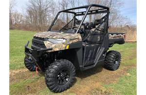 RANGER XP 1000 EPS Back Country Edition - Camo. Plus Freight. 3.99% for 36 Months.