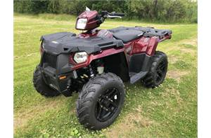 Sportsman 570 SP - Crimson Metallic. Plus Freight. 3.99% for 36 Months.