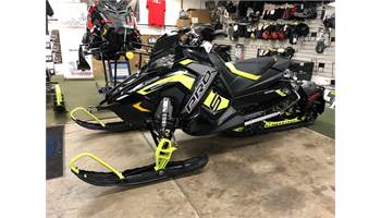 2019 800 Switchback Pro-S 800 ES. Black/Lime. PIDD. Plus Freight.