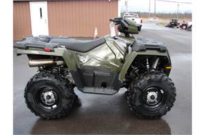 Sportsman 570 Sage Green. Plus Freight. 3.99% for 36 Months.