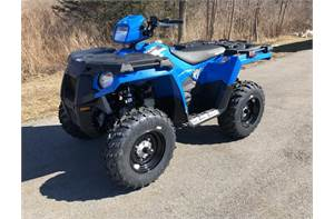 Sportsman 570 Velocity Blue. Plus Freight. 3.99% for 36 Months.