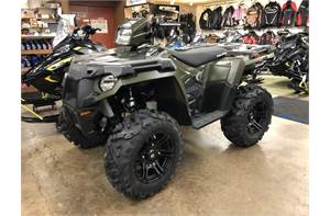Sportsman 570 with Wheel & Tire Upgrade. Plus Freight.