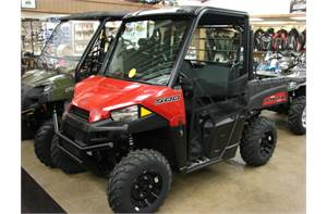 Ranger 500 Solar Red. Plus Freight. 3.99% for 36 Months.
