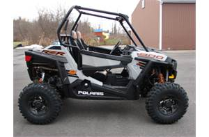 RZR S 900 EPS - Ghost Gray. Freight Included. 3.99% for 36 Months