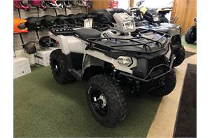 Sportsman 570 EPS - Utility Edition Gray. Plus Freight. 3.99% for 36 Months